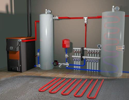 Расчет системы отопления: основные параметры и характеристики - интернет  магазин кондиционеров (сплит система) ТриаТек