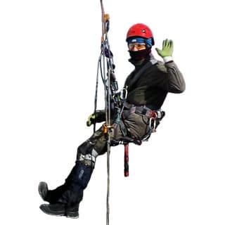 Услуги альпиниста, не менее