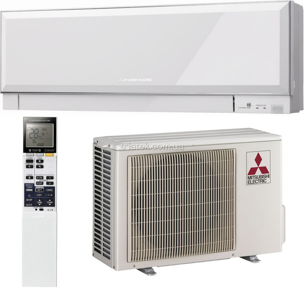Кондиционер Mitsubishi Electric MSZ-EF35VE2W/MUZ-EF35VE (white)